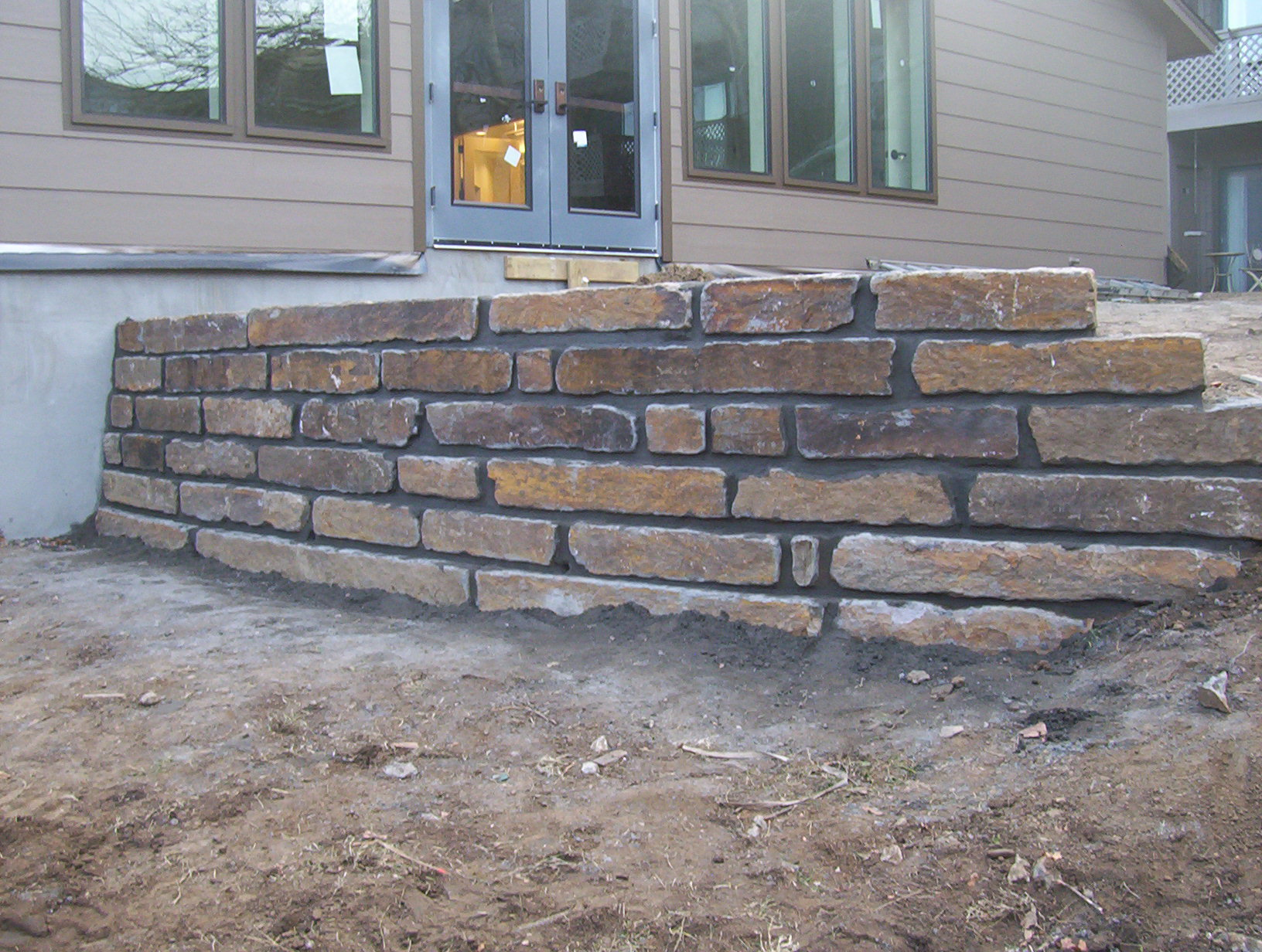 How To Build A Concrete Block Wall Buzzle Ask Home Design